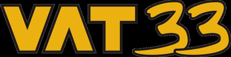 VAT 33 s.r.o logo firmy